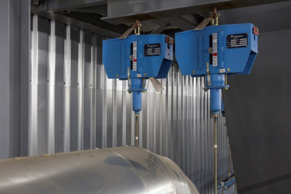 LISEGA Constant hangers and constant supports